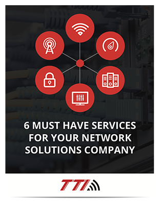 networking solutions company services