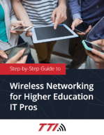 Wireless Networking for Higher Education IT Pros